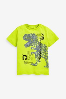 T-Rex Dinosaur T-Shirt (3-16yrs)