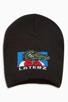 Laterz Croc Beanie (Older)