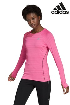 adidas Own The Run Long Sleeve T-Shirt