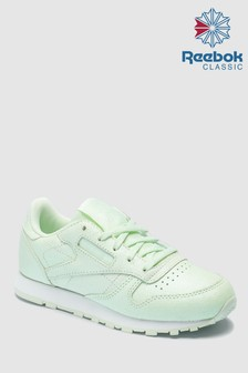 Reebok Mint Classic Leather Shimmer Junior