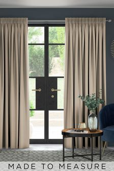 Eloise Faux Silk Made To Measure Curtains