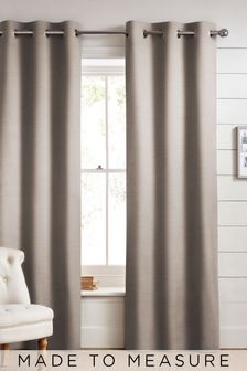 Eloise Pewter Grey Made To Measure Curtains
