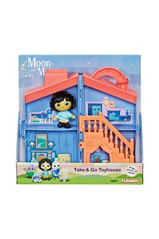 Moon And Me Take & Go Toy House