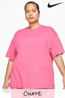Nike Curve Essential Boyfriend Fit T-Shirt