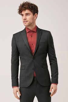 Stretch Twill Suit