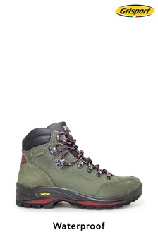 Grisport Centurion Green Waterproof and Breathable Hiking Boots