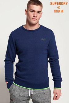 Superdry Orange Label Hyper Pop Crew Sweatshirt