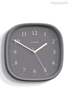 Jones Clocks Marvel Pepper Grey Wall Clock