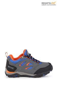 Regatta Holcombe Low Junior Waterproof Walking Boots