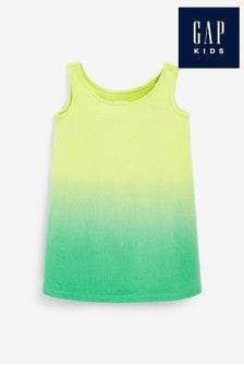 Gap Dip Dye Jersey Dress