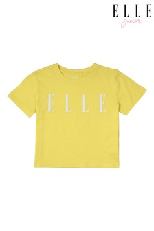 ELLE Yellow T-Shirt