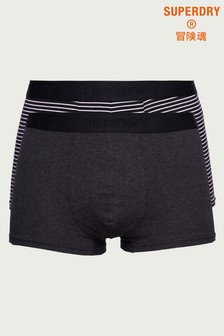 Superdry Classic Trunks Two Pack