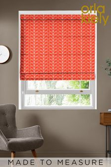 Linear Stem Made To Measure Roman Blind by Orla Kiely