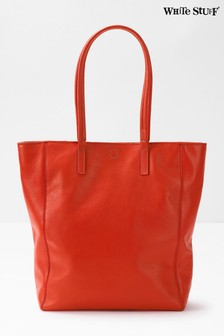 White Stuff Mimi Leather Tote