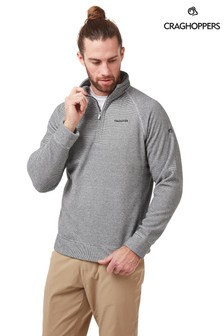 Craghoppers Grey Leto HZ Fleece