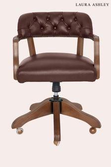 Franklin Honey Office Swivel Chair by Laura Ashley