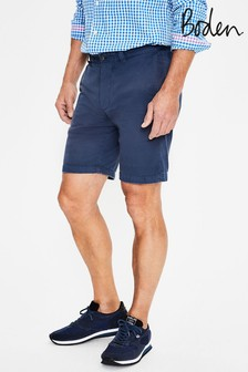 Boden Blue Chino Shorts
