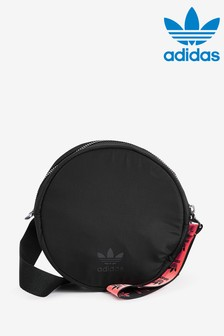 adidas Originals Black Tag Circle Bag