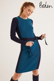 Boden Blue Rosa Dress
