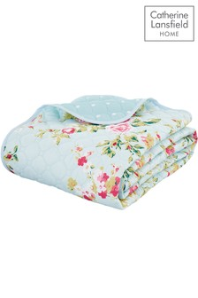 Canterbury Easy Care Bedspread by Catherine Lansfield