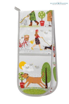 Ulster Weavers Walkies Dogs Double Oven Glove