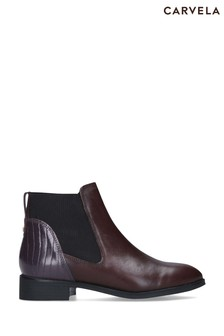 Carvela Wine Stifle Boots