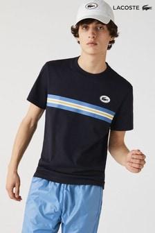 Lacoste® Stripe Croc T-Shirt