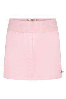 Guess Girls Pink Skirt