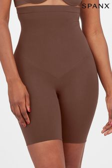 SPANX® Chestnut High Shorts