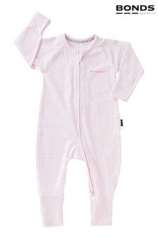 Bonds Pink Zip Wondersuit
