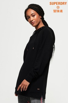 Superdry Active Studio Luxe Oversized Hoody
