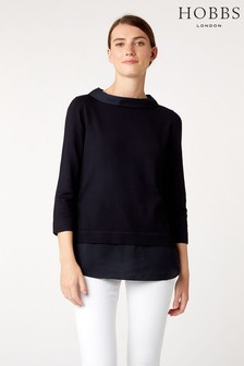Hobbs Blue Felicity Sweater