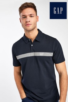 Gap Navy Logo Polo