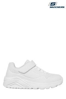 Skechers® White Uno Lite Vendox Trainers