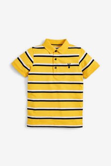 Stripe Poloshirt (3-16yrs)