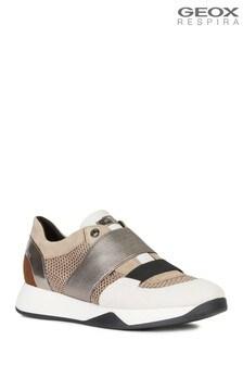Geox Women's Suzzie Brown Shoe