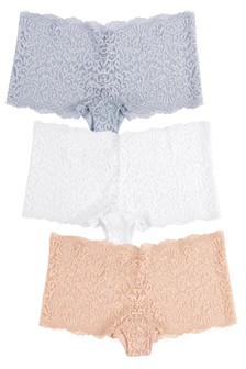Lace Three Pack