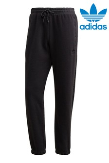 adidas Originals Black Polar Fleece Joggers