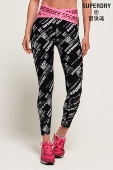 Superdry Core Cross 7/8 Leggings