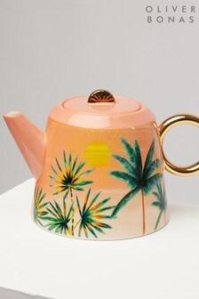 Oliver Bonas Sol Ceramic Teapot