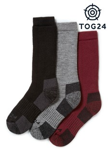 Tog 24 Rigton Merino Socks Three Pack