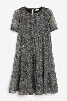 Ditsy Maxi Dress (3-16yrs)