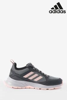 adidas Trail Grey/White Rockadia Trainers