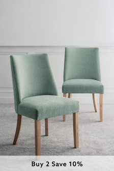 Set Of 2 Wolton Dining Chairs