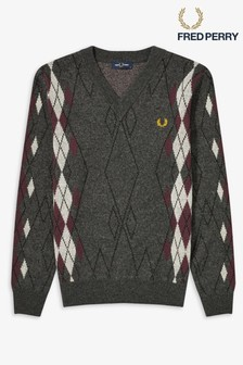 Fred Perry Argyle Jumper
