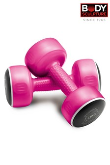סט לחיטוב הגוף של Body Sculpture 2 x 1.5kg Smart Dumbbell