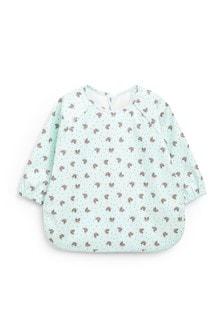Sleeved Bib (Newborn)