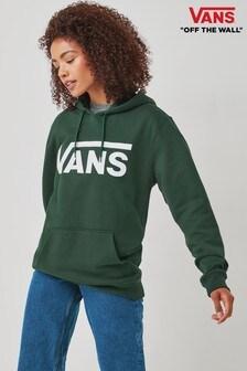 Vans Green PO II Hoodie
