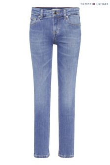 Tommy Hilfiger Blue Nora Skinny Denim Pants