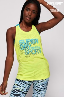 Superdry Core Cross Tank Top